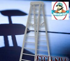 WWE Large 10 Inch Silver Ladder for Wrestling figures