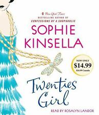 Twenties Girl by Sophie Kinsella Compact Disc (English) Free Shipping