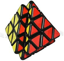New Magic Cube Vulcano Four Axis Cube Professional Magic Speed Puzzle Twist Toy