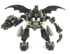 Lego DC Super Heroes 2015 BATMAN Minifigure + Bat Mech Suit from GRODD 76026 Set
