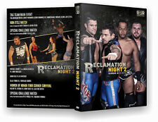 Official ROH Ring of Honor - Reclamation: Night 2 2013 Event DVD