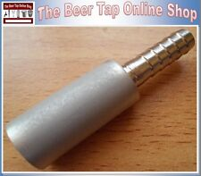 2 Micron Stainless Steel Beer Carbonation Aeration Diffusion Stone Home Brewing