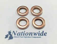 VW Caddy 1.9 SDI Diesel Injector Washers/seals x 4
