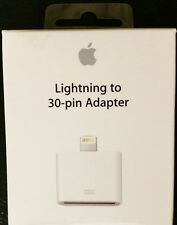 Brand NEW Genuine Apple Lightning to 30-pin Adapter iphone/ipad/ipod MD823ZM/A