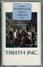 Truth Inc. by Truth Inc. (Cassette) BRAND NEW FACTORY SEALED