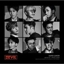 SUPER JUNIOR SPECIAL ALBUM [ DEVIL ]