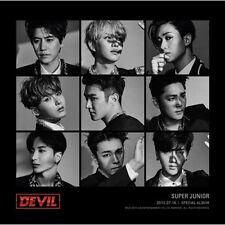 SUPER JUNIOR SPECIAL ALBUM [ DEVIL ]