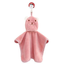 Cuty Cartoon Helpful Kitchen Hanging Fleece Velvet Hand Dry Towel