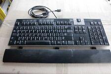 Genuine Dell USB Enhanced Multimedia Keyboard w/2 USB Ports Volume Control H2MNH