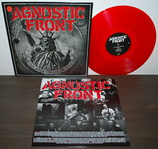 Agnostic Front - The American Dream Died LP / RED VINYL / lim. 200