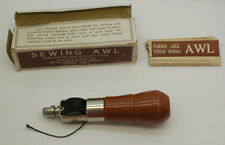 Vintage Richard's Sewing Awl Mod No. 1331 Leather Tool R12234