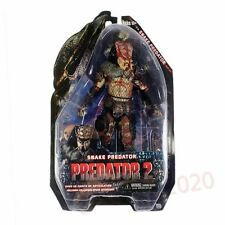 "NECA Snake Predator 2 Rogue Shadow 7"" Action Figure"