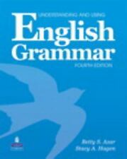 Understanding and Using English Grammar 4th Edition, Book & Audio CD Key Answer