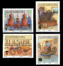 Luxemburg 2013  Oude ambachten trade of yesteryear IV  POSTFRIS/MNH