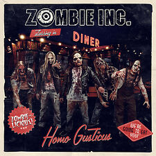 ZOMBIE INC. Homo Gusticus CD ( 200820 )    new band of Martin ( Pungent Stench )