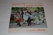 Dancing Bow & Singing Strings With Tracy Schwarz~Folkways Records FTS-6524