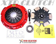 XTD STAGE 4 RACE CLUTCH KIT FITS 350Z G35 3.5L 370Z G37 3.7L W/O SLAVE BEARING