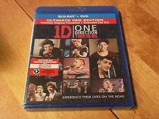 1D ONE DIRECTION This Is Us BLU-RAY + DVD Ultimate Fan Edition SEALED NEW