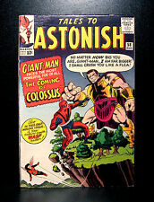 COMICS: Marvel: Tales To Astonish #58 (1964), origin of Colossus - RARE (antman)