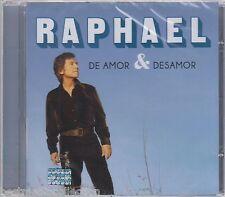 SEALED - Raphael CD NEW De Amor & Desamor BRAND NEW
