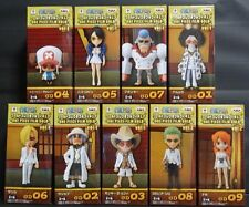 ONE PIECE WCF World Collectable Figure FILM GOLD Straw Hat Pirates set