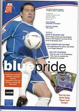 Oldham Athletic v Brentford 2004 / 05  division 1 - 15th March 2005
