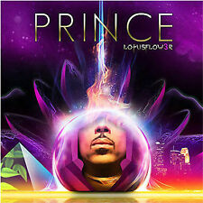FREE SHIPPING Prince Lotus Flower 3 CD Set (Flow3r) - Perfect!