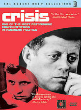 Crisis - Behind a Presidential Commitmen DVD