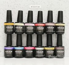 Artistic Nail Design Colour Gloss SET OF 12 Colors Gel Polish Lot Kit   SHIP 24H