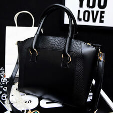 Hobo Fashion Handbag Shoulder Bag Tote Purse Faux Leather Women Messenger NEW