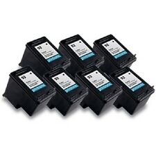7PK Recycled HP 92 Ink Cartridge C9362WN - PhotoSmart C3100 C3183 Inkjet Printer