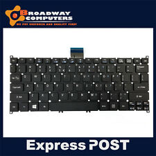 Keyboard for ACER Aspire S5 S5-391 S3 S3-951 MS2346 Ultrabook, Black