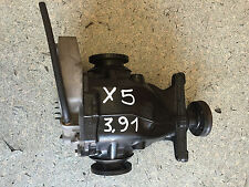 BMW X5 E53 differential 3,0d 3.0i 4,6i Hinterachsgetriebe 3,91 TN 7512662