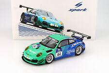 Porsche 911 (997) GT3 R #44 24h Nürburgring 2013 Team Falken 1:18 Spark