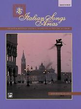26 Italian Songs and Arias: An Authoritive Edition Based on Authentic Sources [M