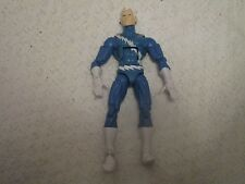 Loose Hasbro Marvel Legends Blob Series Quicksilver Action Figure Blue Version
