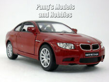 2009 BMW M3 Coupe 1/36 Scale Diecast Model by Kinsmart -Red