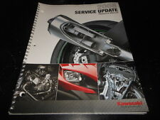 OEM Factory Kawasaki 2008 Service Update Technical Manual 285 Pages