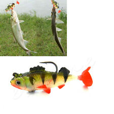 Fishing Lures Paillette Fishing Hook Soft Baits Lures Crankbaits Tackle Hook New