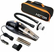 [URPGRADED]Car Vacuum Cleaner, HOTOR DC12-Volt 106W Wet and Dry Portable Auto
