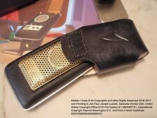 Star Trek Wand Co. Communicator leather holster, © 2016