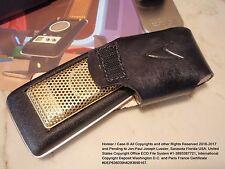 Star Trek Wand Co. Communicator leather holster, © 2016