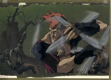Anime Cel Vampire Hunter D Production Cel #1258