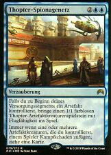 Thopter-Spionagenetz FOIL / Thopter Spy Network | NM | Prerelease Promos | GER
