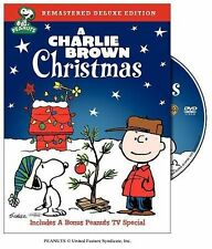 A Charlie Brown Christmas (Remastered Deluxe Edition) Various DVD
