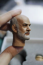 Play Head Sculpt t 1/6 model  figure  toy  head  HP-0065 Actor Sean Connery