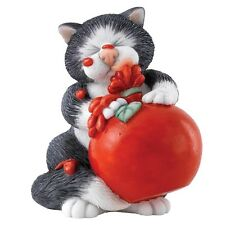 Comic and Curious Cats A27685 Sauce Cat Figurine