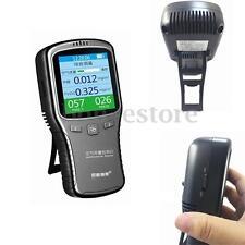 Family Formaldehyde Detector CH2O TVOC Toluene PM10 pm2.5 Air Quality Gas Tester