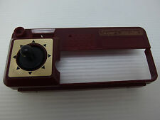 Nintendo Famicom RARE Super Controller II JoyStick Cover only Bandai 1986 JAPAN