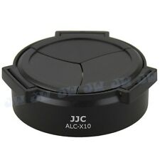 JJC Pro Self-Retaining AUTO LENS CAP For FUJIFILM FINEPIX X10 X20 X30 Camera
